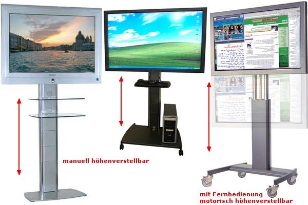 Bildschirmständer, Standfuss