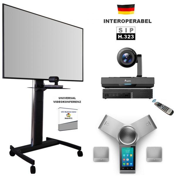 Universal Videokonferenz Loesung